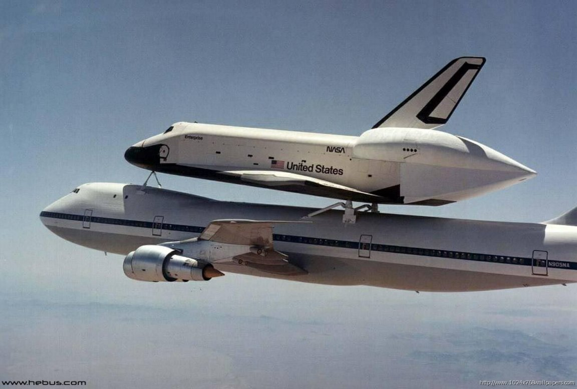 Space Shuttle Enterprise is coming to the Hudson River ...