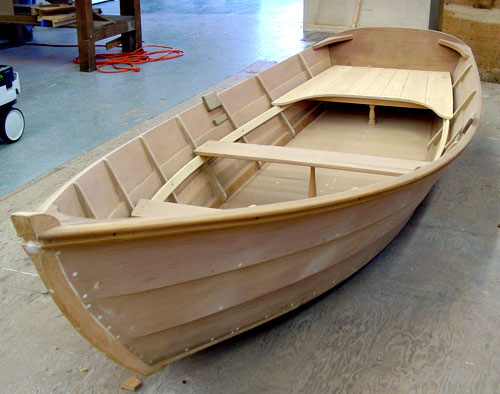 plans on how to build a wooden boat